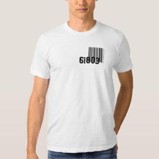 Phi5 - 2 sided tee shirt