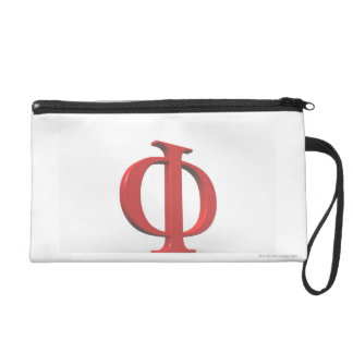 Phi 2 wristlet clutches