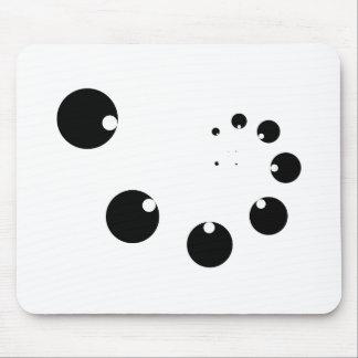 Phi Bubbles Mouse Pad