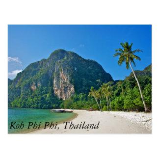 Phi de la phi de la KOH, Tailandia Postales