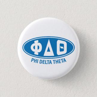 Phi Delta Theta | Vintage Button