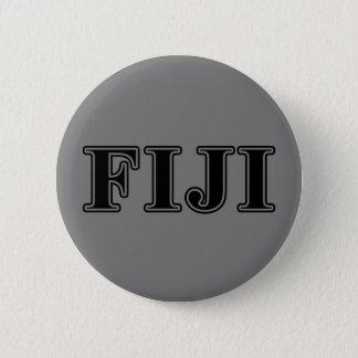 Phi Gamma Delta Black Letters Button