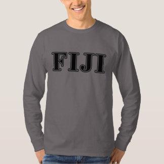 Phi Gamma Delta Black Letters T-Shirt