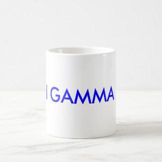 PHI GAMMA PSI COFFEE MUG