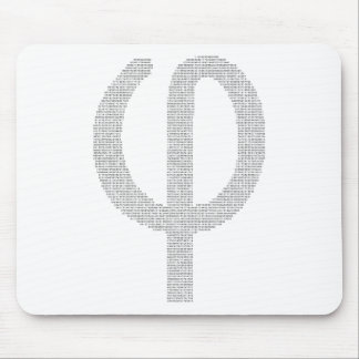 Phi (Golden Ratio) Mouse Pad