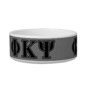 Phi Kappa Psi Black Letters Bowl