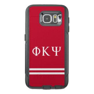 Phi Kappa Psi   Sport Stripe OtterBox Samsung Galaxy S6 Case