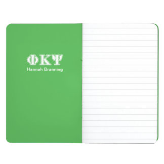 Phi Kappa Psi White and Green Letters Journal