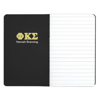 Phi Kappa Sigma Gold Letters Journals