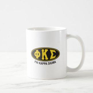 Phi Kappa Sigma   Vintage Coffee Mug