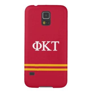 Phi Kappa Tau   Sport Stripe Case For Galaxy S5