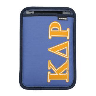 Phi Kappa Theta Orange Letters iPad Mini Sleeve