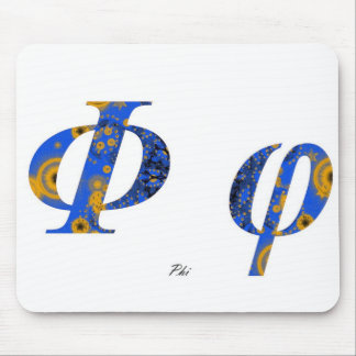 PHI MOUSE PAD