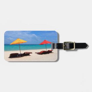 Phi Phi island Luggage Tag