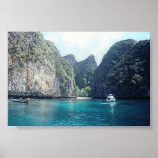 Phi Phi Island Poster