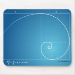 Phi Ratio 2 Mouse Pads