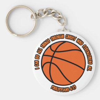 PHIL.413 - BASKETBALL KEYCHAIN