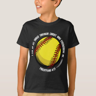 PHIL.413 - Softball T-Shirt