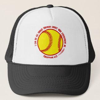 PHIL.413 - Softball Trucker Hat