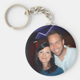 Phil and Jess Keychain