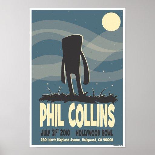Phil Collins Impresiones