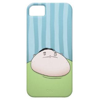 Phil gordo en mi caso del iPhone 5 iPhone 5 Funda