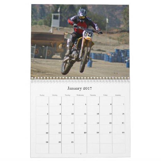 Phil Ingram - Motomontage.com Calendar