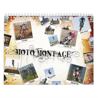 Phil Ingram - Motomontage.com Calendar