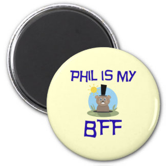 Phil is my BFF Magnet