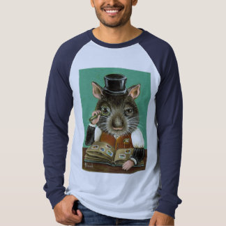 Phil la rata remera