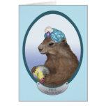 Phil la tarjeta psíquica de Groundhog