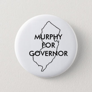 Phil Murphy for New Jersey Governor 2017 Button