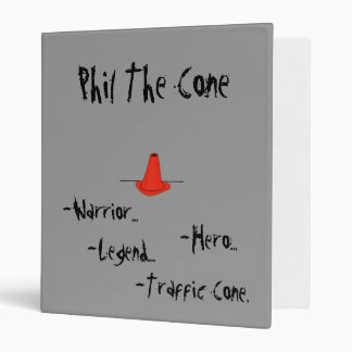 Phil The Cone Binders