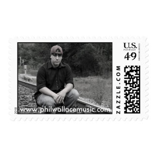 Phil Wallace Custom Stamp Book