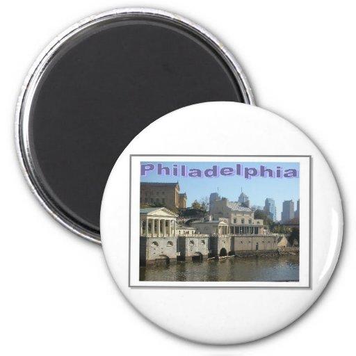 phila5 fridge magnet