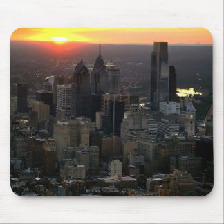 Phila Aerial (8) Mouse Pad