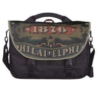 Philadelphia 1876 Gifts Laptop Computer Bag