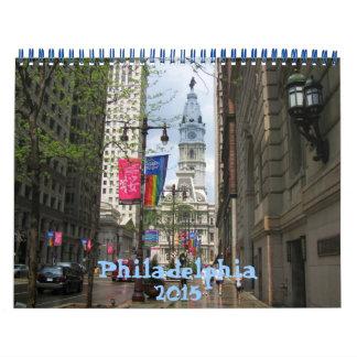 Philadelphia 2015 photography calendar