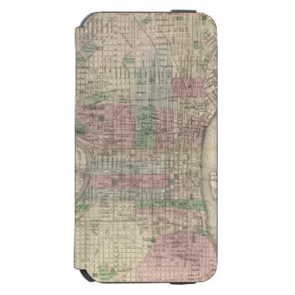 Philadelphia 3 iPhone 6/6s wallet case