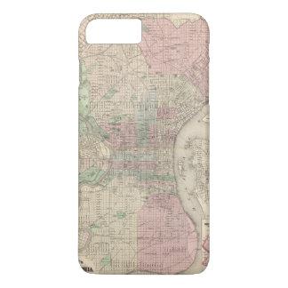 Philadelphia 3 iPhone 8 plus/7 plus case