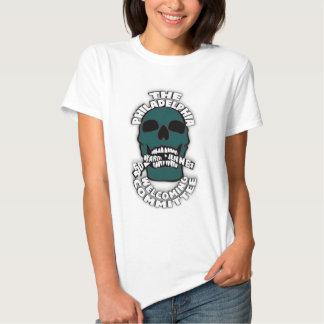 Philadelphia 50-Yard Line Welcoming Committee T-shirts