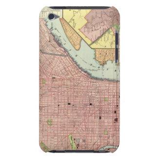 Philadelphia 5 iPod touch case