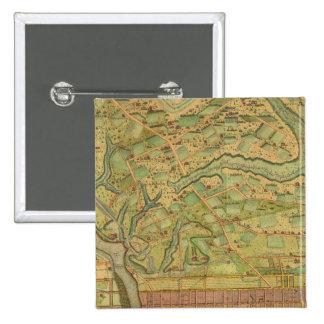 Philadelphia 5 pin cuadrada 5 cm