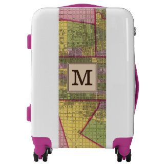Philadelphia 7   Monogram Luggage