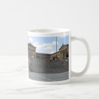 Philadelphia Art Museum 2 Coffee Mugs