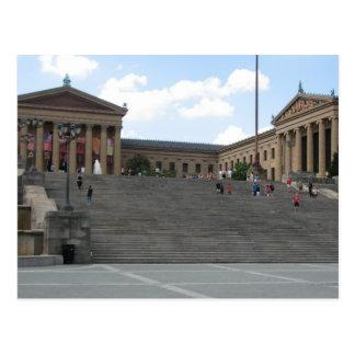 Philadelphia Art Museum 2 Post Card