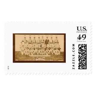 Philadelphia Athletics 1913 Postage