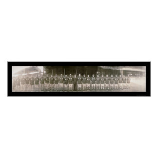Philadelphia Athletics Photo 1913 Poster