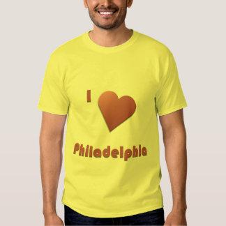 Philadelphia -- Burgundy Shirt