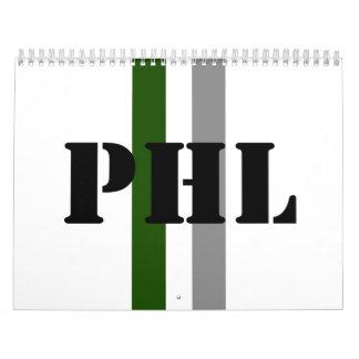 Philadelphia Calendarios De Pared